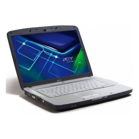 Сильно греется и тормозит ноутбук Acer Aspire 5520G