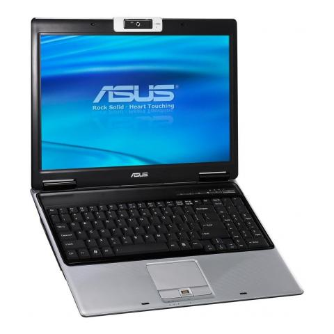 Сильно греется и тормозит ноутбук Asus M50