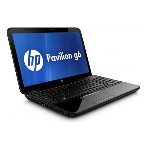 Замена экрана на ноутбуке HP G6