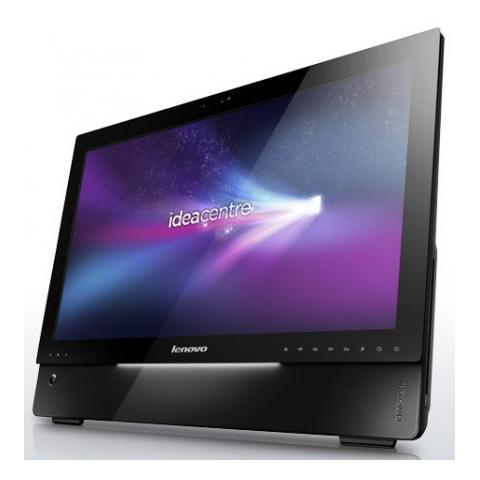 Выключается моноблок Lenovo IdeaCentre A700